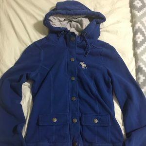 XS Abercrombie hoodie